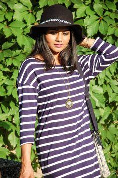 LovePlayingDressup, stripes, zara, striped dress, summer style, Boston