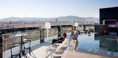 Barcelona Hotel View - Catalonia.
