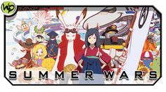 Summer Wars - Review | Análise | Crítica do Anime