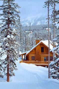 Stunning Views: Winter