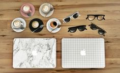 ... Coffee Cup + Sunglasses + Macbook Pro Closed Recolors at MXIMS image 1587 670x412 Sims 4