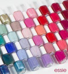 Fall   Winter Nail Polish Guide - #nails #colors