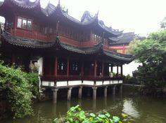 Jardines de Shanghai.