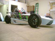 06 WRX powered mid-engine TR-42 track/street car build - NASIOC