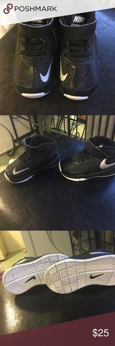 Nikes boys New used twice - perfect condition Shoes Sneakers