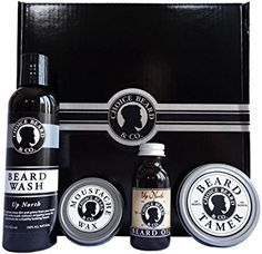 Aftershave & Pre-shave Caveman® Beard Oil 11 Pack Kit A Complete Range Of Specifications Health & Beauty