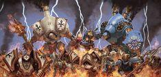 Burn the heretic by kabarsa.deviantart.com on @deviantART