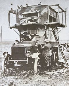 Home-ing pigeons: Mobile carrier during the Great War