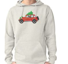 Afghan Hound Driving Vintage Red Car with Christmas Tree on top. • Also buy this artwork on stickers, apparel, phone cases, and more.