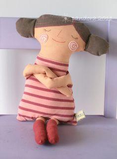 bambola stoffa - Cerca con Google