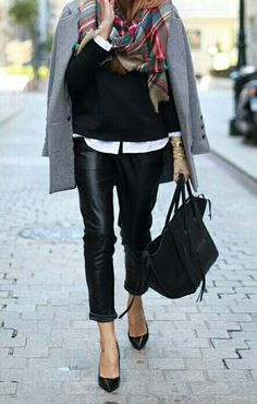 Style Inspiration: Wrap, Cap & Cape