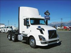 Volvo Day Cab Trucks    http://www.nexttruckonline.com/trucks-for-sale/Conventional+Day+Cab+Trucks/Volvo/All-Models/results.html
