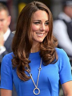 Kate Gets in Olympic Spirit at Exhibit of Athlete Portraits| Summer Olympics 2012, The British Royals, David Beckham, Kate Middleton, Queen Elizabeth, Stella McCartney