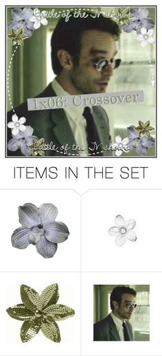 """BOTTS 1x06: Crossover"" by evil-queen-of-isolation ❤ liked on Polyvore featuring art"
