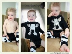 Just For Fun! - Boys Spring Fashion with Cloth Diapers and Baby Legs. The Inquisitive Mom