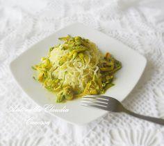 Le Torte di Antonella Cacossa e non solo...: Spaghetti zero carboidrati