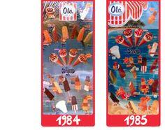 Anos 1984 e 1985 novo