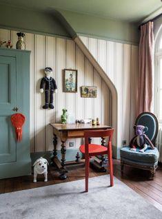 Un castillo en Normandía y una peli // A castle in Normandie and a film Kid Spaces, Living Spaces, Turbulence Deco, Kids Decor, Home Decor, Decorating Small Spaces, Boy Room, Decoration, Kids Bedroom