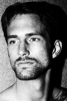 Matt Loewen (model) // photo by Dylan Forsberg