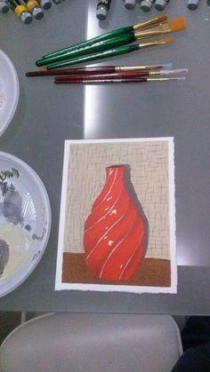 Learning acrylic 3
