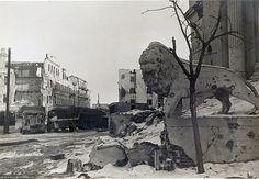 1943, Russie, Stalingrad, La ville après les combats, mois de mars 22/22