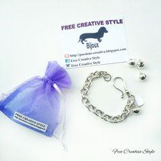 Un tenero campanello per questo prezioso bracciale in acciaio pieno inossidabile.  Visita il mio blog.  Link in Bio.  #bracciale #bracelet #jewellery #bijoux #jewellerydesign by #freecreativestyle #madeinitaly #torino