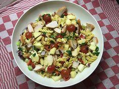 Pasta Salad, Cobb Salad, Potato Salad, Healthy Recipes, Healthy Food, Potatoes, Ethnic Recipes, Life, Food Food