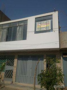 Remato casa de 2 pisos Urb. San Pedro de carabayllo, carabayllo At. 120m2. 1er. piso : Sala, comedor, baño, cámara de vapor, ducha española, cámara seca(sauna), ... http://lima-city.evisos.com.pe/remato-casa-de-2-pisos-urb-san-pedro-de-carabayllo-carabayllo-id-645214
