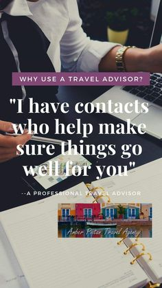 We have the contacts and knowledge to help your vacation to go smoothly!