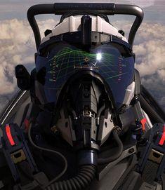Fighter Pilot, David de Leon on ArtStation at https://www.artstation.com/artwork/ZlBzm