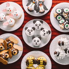 Tis The Season To Spread The Sweetness With These 7 Animal Cupcakes!