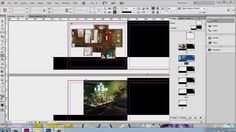 Adobe InDesign CS6 - Interior Design Portfolio - Part 7 - Placing Images...
