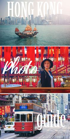 HONG KONG // Photo Guide // Places to Photograph and Experience