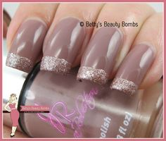 86 Best French Manicure Nail Art Design Ideas Images On Pinterest