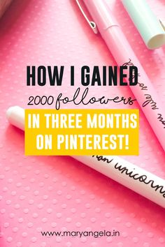 The secrets revealed to how I gained 2000+ followers in 3 months. Click here to find out more or pin to save for later, fellow entrepreneur!