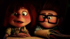 "UP  Historia de amor verdadero. ""FER Y SONY"""