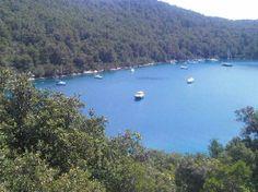 Polače, Ilha de Mljet, Croácia