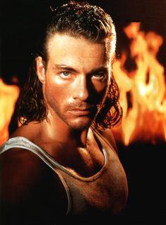 My favorite martial artist:  Jean Claude Van Damme