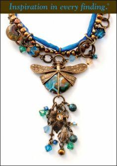 Vintaj jewels to make!