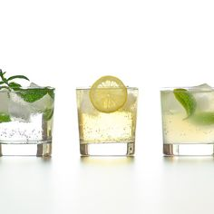 Gin & Tonic Variationen