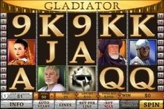 Gladiator Jackpot at JackpotCity. See detailed winning statistics and graphs, - with huge jackpot prizes in the millions and recommended casinos to play this jackpot.