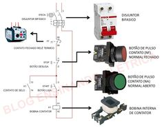 Phase Controller Wiring / Phase Failure Relay Diagram di