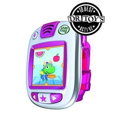 Leap Frog Leap Band Activity Tracker Interactive Watch Personalized Pet Tracker