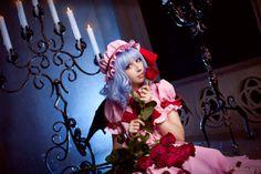Remilia Scarlet - Touhou Project by Pugoffka-sama