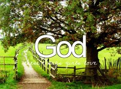 HE IS THE BEST! God is soo good! HE will NEVER leave me nor forsake me! HE is good when life isn't, & he will not leave you empty! :)