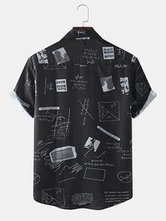 Make Money Now, Shorts With Pockets, Clothes For Sale, Shirt Outfit, Slogan, Casual Shirts, Cool Style, Shirt Designs, Men Casual