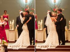 Ashley & David Wedding | First Methodist and Stone Bridge Farms » Eternal Reflections