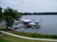 Lake Okoboji. Childhood memories.