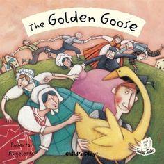 Flip Up Fairy Tales: Golden Goose