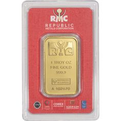 Gold Bar - Royal Mint Britannia - Fine in Sealed Assay Card. Listed prices for bullion products are firm and not negotiable.